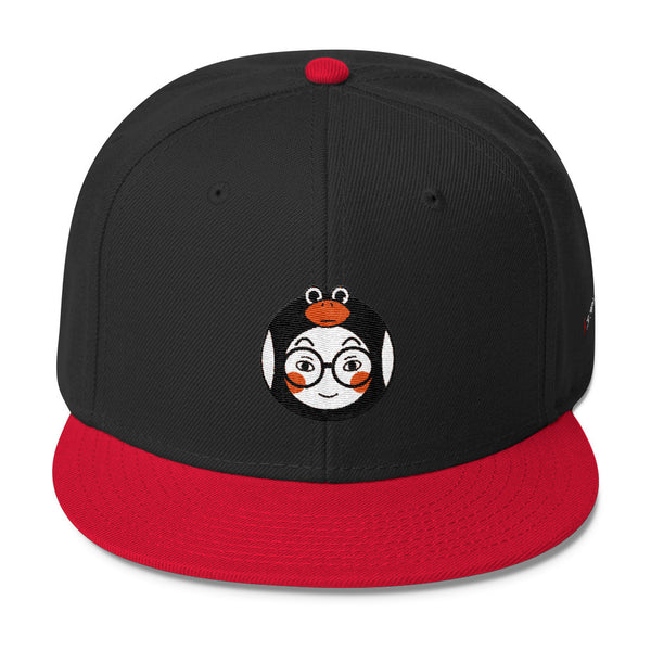 RM Single Penguin Wool Blend Snapback