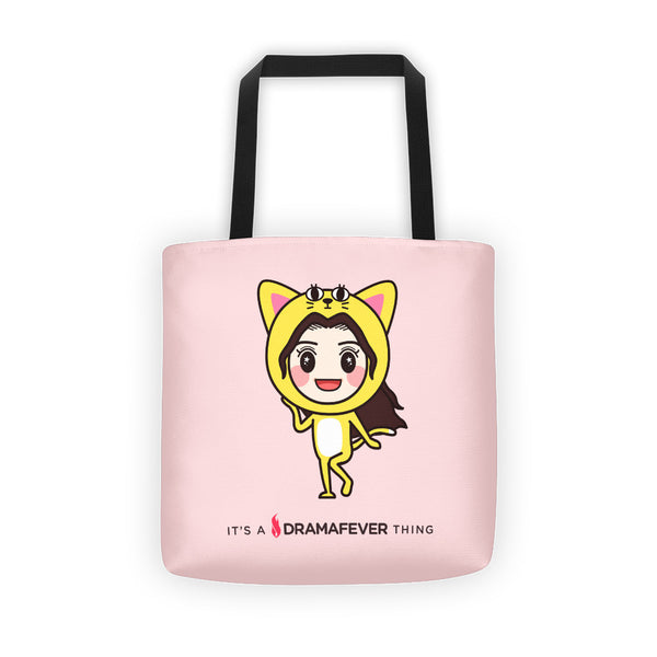 RM Single Cat Tote bag