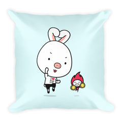 Hwaiting Square Pillow