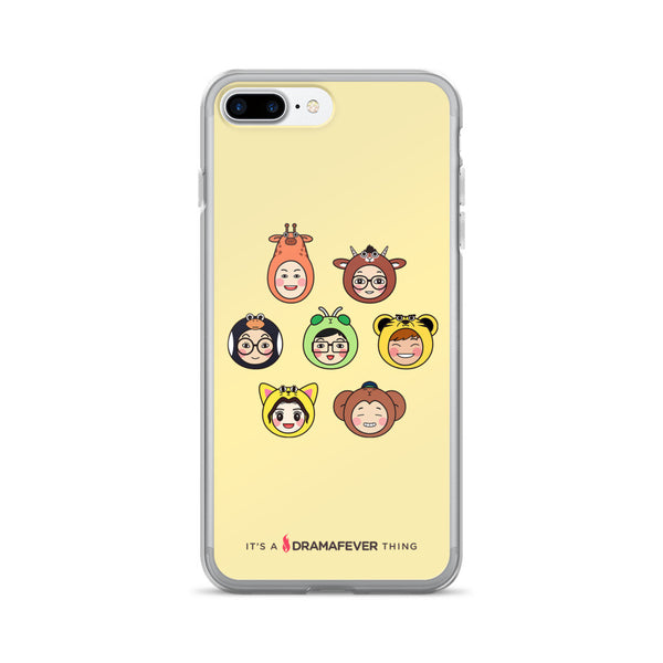 RM Heads iPhone 7/7 Plus Case