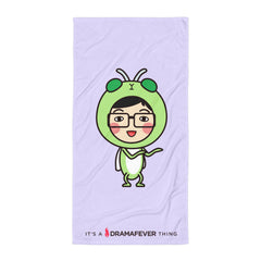 RM Single Grasshopper Beach Blanket