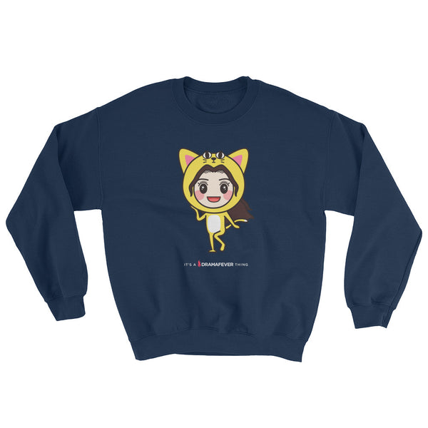 RM Single Cat Sweatshirt