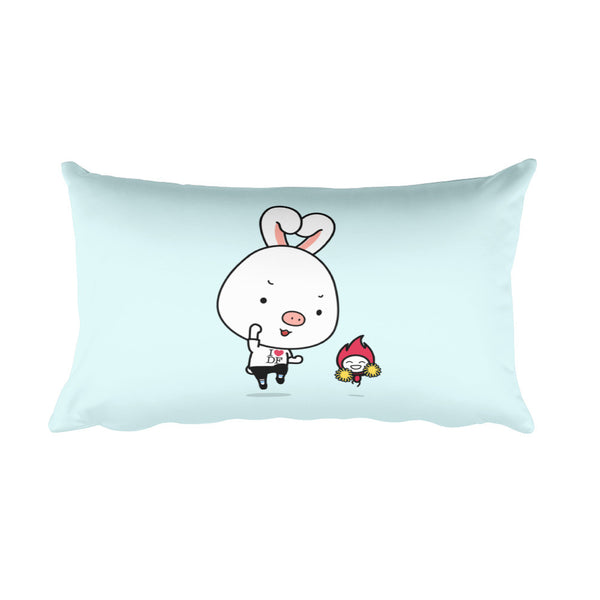 Hwaiting Rectangular Pillow