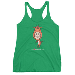 RM Single Giraffe Women's tank top