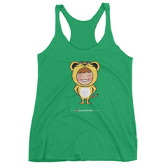 RM Single Tiger Women's tank top