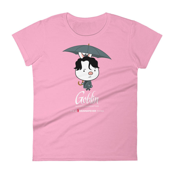 Goblin Umbrella Women's short sleeve t-shirt