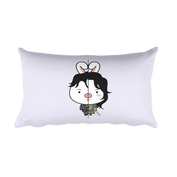 Goblin Immortal Rectangular Pillow