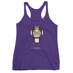 RM Single Penguin Women's tank top