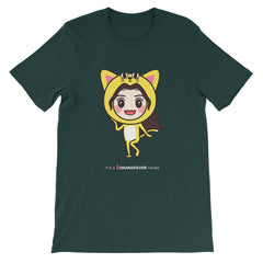 RM Single Cat Unisex short sleeve t-shirt
