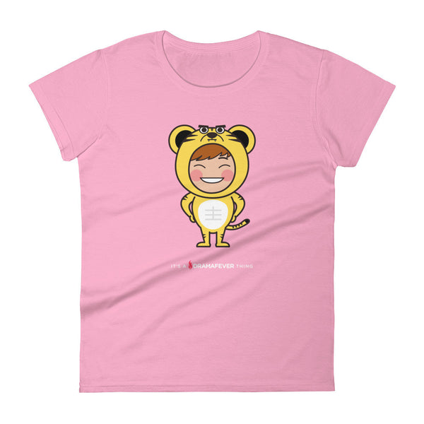 RM Single Tiger Women's short sleeve t-shirt