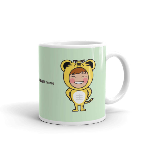 RM Single Tiger Mug