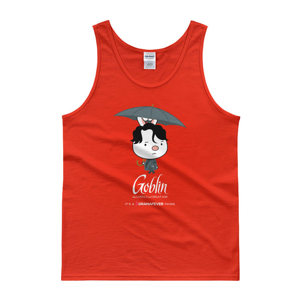 Goblin Umbrella Tank top
