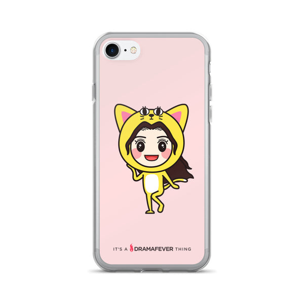 RM Single Cat iPhone 7/7 Plus Case