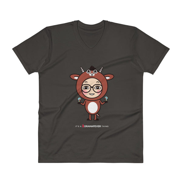 RM Single Impala V-Neck T-Shirt