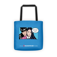 Back Hug Tote bag