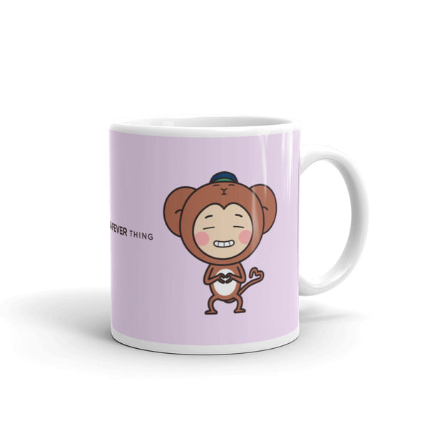 RM Single Monkey Mug