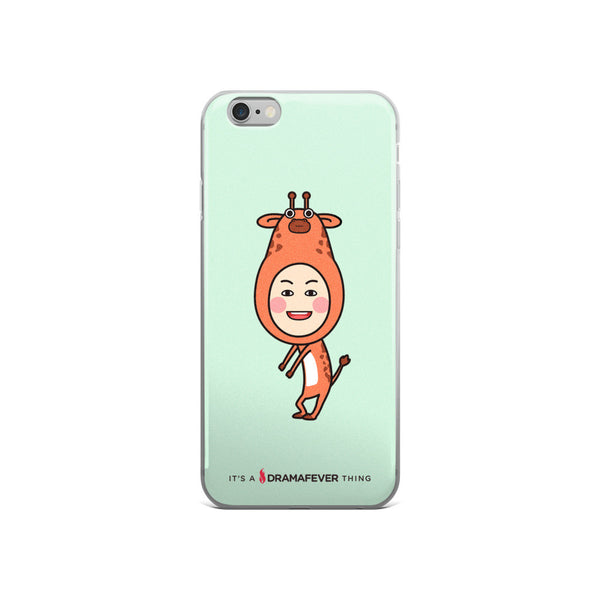 RM Single Giraffe iPhone 5/5s/Se, 6/6s, 6/6s Plus Case