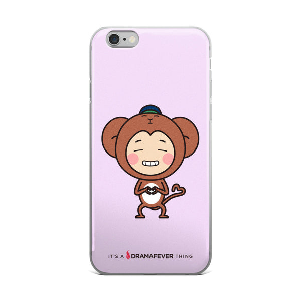 RM Single Monkey iPhone 5/5s/Se, 6/6s, 6/6s Plus Case