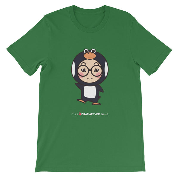 RM Single Penguin Unisex short sleeve t-shirt