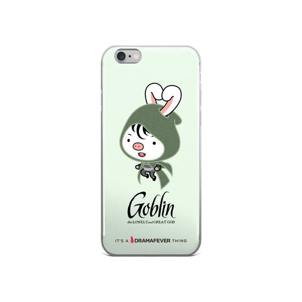 Goblin Cloak iPhone 5/5s/Se, 6/6s, 6/6s Plus Case