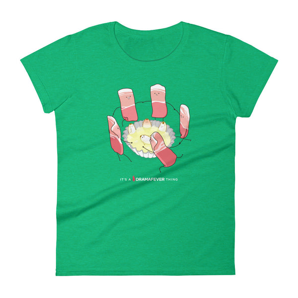Samgyupsal Women's short sleeve t-shirt