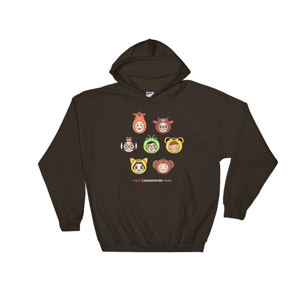 RM Heads Hooded Sweatshirt