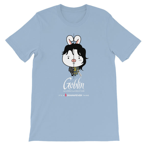 Goblin Immortal Unisex short sleeve t-shirt