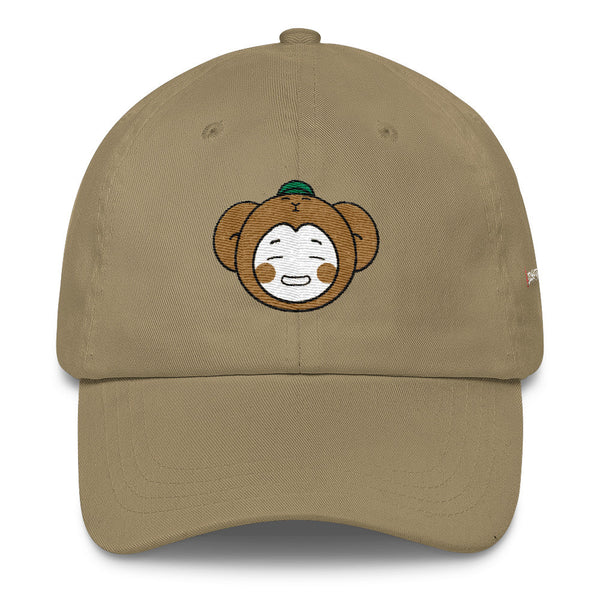 RM Single Monkey Classic Dad Cap