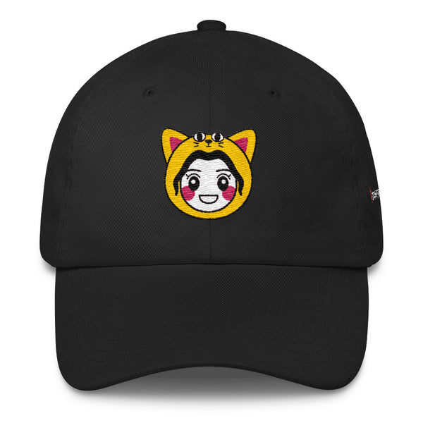 RM Single Cat Classic Dad Cap