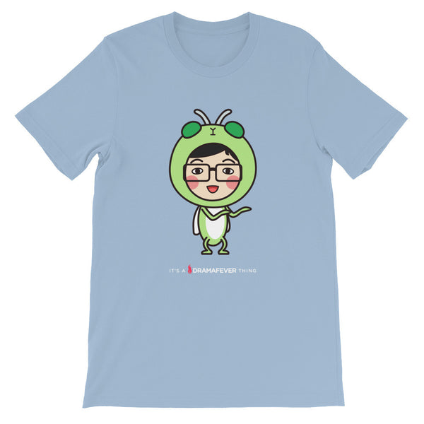 RM Single Grasshopper Unisex short sleeve t-shirt