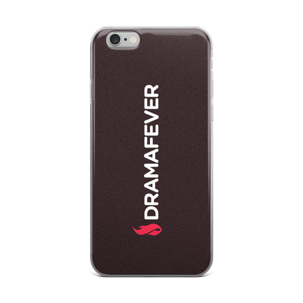 Dramafever iPhone 5/5s/Se, 6/6s, 6/6s Plus Case