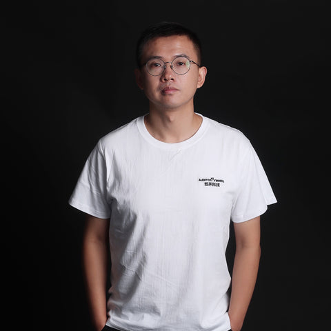 Andy Xin, Founder & CEO of Auditoryworks