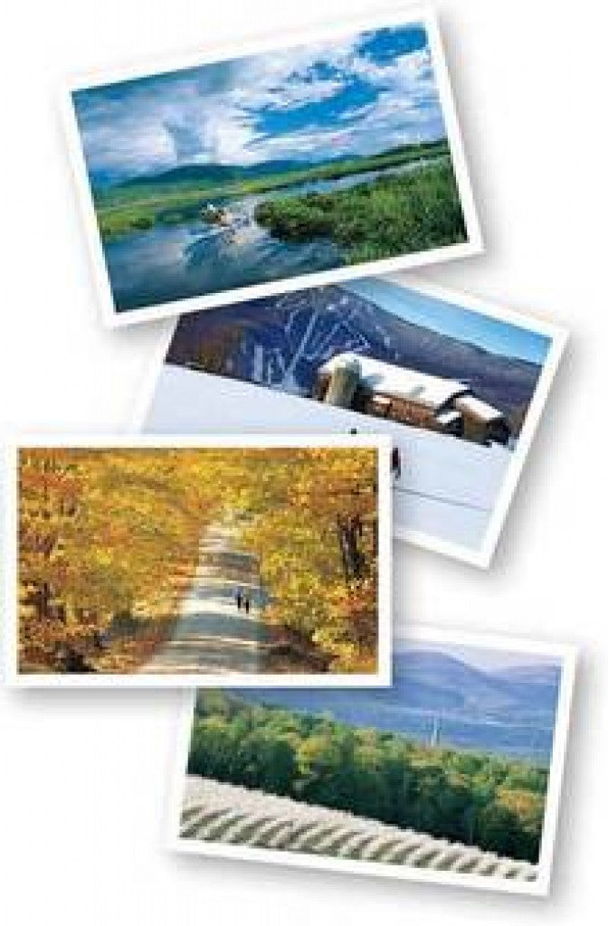 Seasons of Vermont Notecards