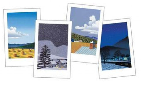 Sabra Field Valley Suite Notecards