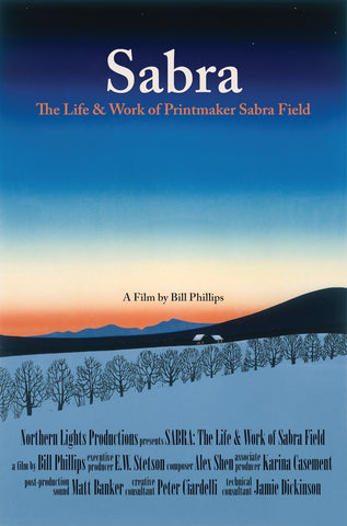 """Sabra: The Life & Work of Sabra Field"" DVD"