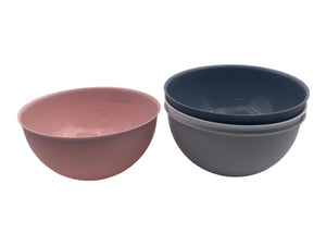 Colorful Round Bowl; 5 lt