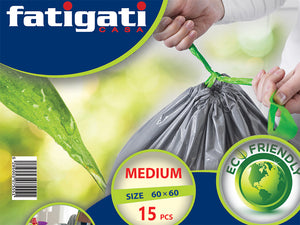 Medium Size Trash Bag X15 - HouzeCart