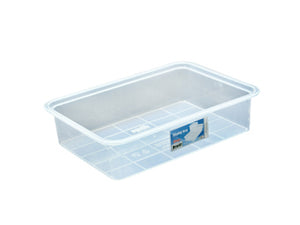 Refrigirator Rectangular Transparent Container,2.1L