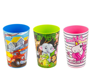 Plastic Cups for kids X2 - HouzeCart