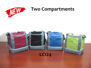 2 compartments cooler bag - HouzeCart