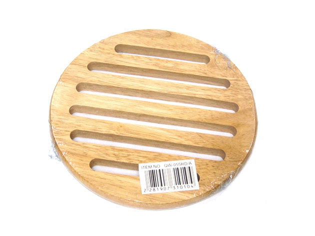 Rubber Wood Trivet