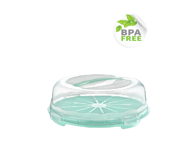 Low Pastry Carrier with Lid