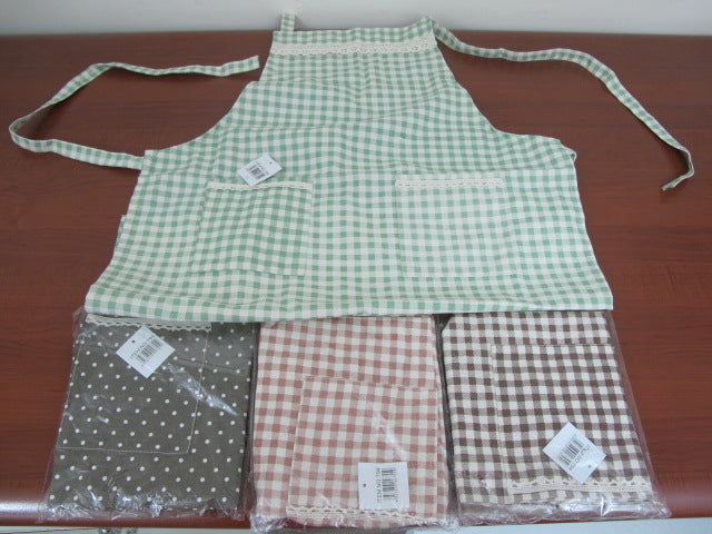 Colorful Apron with Pockets