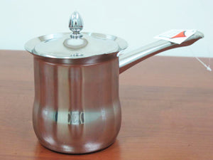 Stainless Steel Turkish Coffee Pot; 12 - 900 ml