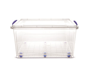 40 lt Clear Box