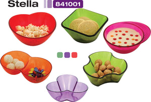 Small Plastic Snack Bowls