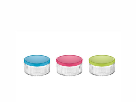 Small Storage Glass Container