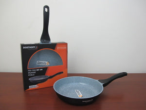 DOSTHOFF INDUCTION MASTER FRYING PAN BLACK 24 CM - HouzeCart