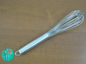 Stainless Steel Whisk; 30 cm - HouzeCart