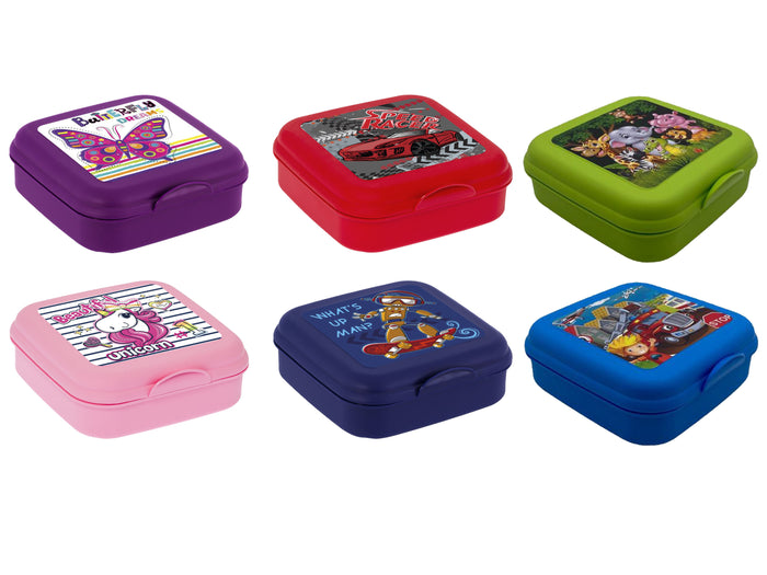 Sandwich Storage Box for Kids